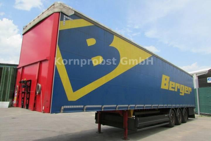 Berger SAPL 24 LTN - Tautliner - Zertifikat Nr.: 655 - 2014