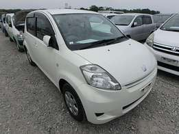 Toyota PASSO 2009 no used locally