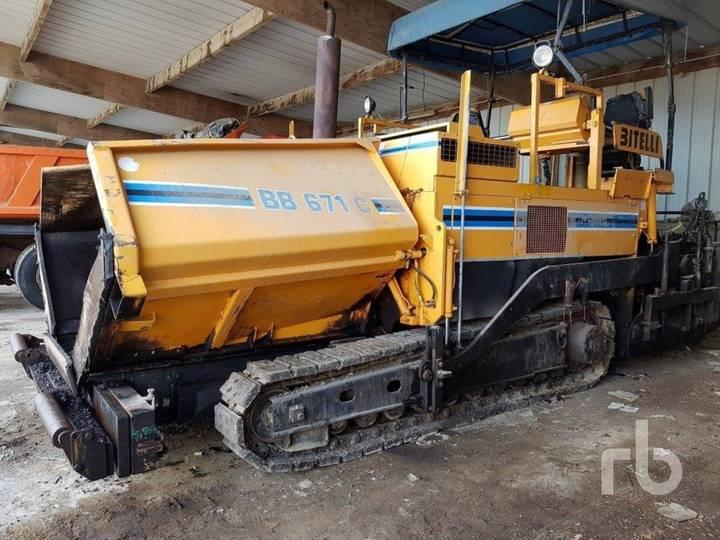 Bitelli BB671 Crawler - 1995
