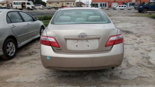 Tincan Cleared Toyota Camry LE 2009 Model In Excellent Condition Lekki - image 8