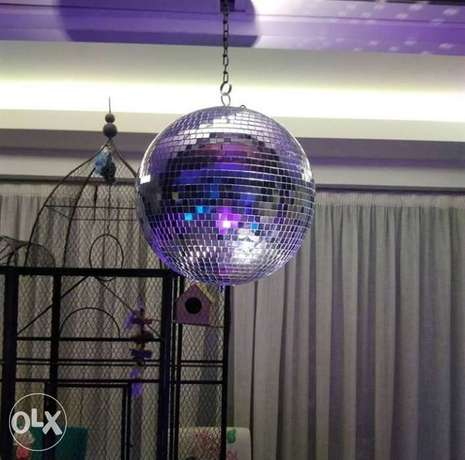 Disco Ball Package for Rent