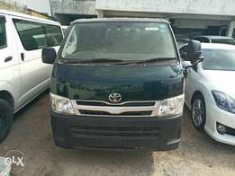 Toyota Hiace Kdh201 KCP number 2011 model Loaded with Alloy rims, go