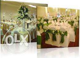 Decoration and Catering services