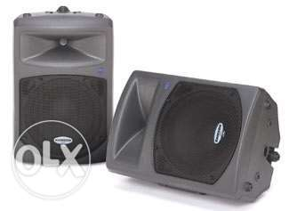 powered speaker Sam db300a 300WRMs/1000W