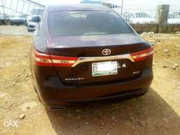 Toyota avalon 2013/2014 first body sharp buy