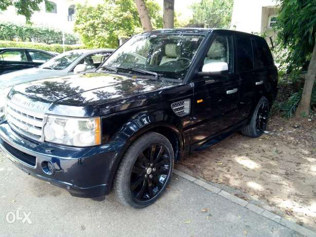 Cleanest Range Rover Sports for sale Maitama - image 6