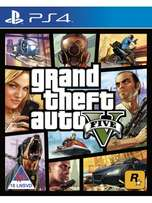 PS4 :Grand Theft Auto V.R450 non negotiable