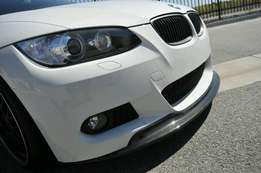 BMW E92 Mtech A style front carbon lip CSP Motorsport (Pty)Ltd