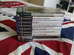 Ps2 games bargain combo sale