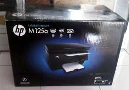 new brand hp printer laserjet m125a in cbd shop call now or visit us