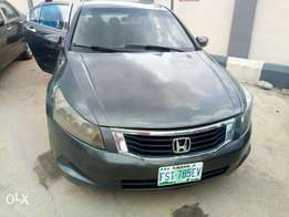 Awoof Registered Honda Accord aka Anaconda