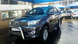 Toyota Fortuner 3.0 2015 Model D4D
