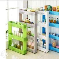 4 tier Bathroom /kitchen organizer.