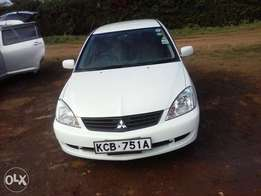Mitsubishi Lancer in perfect condition-KCB at 520k Only
