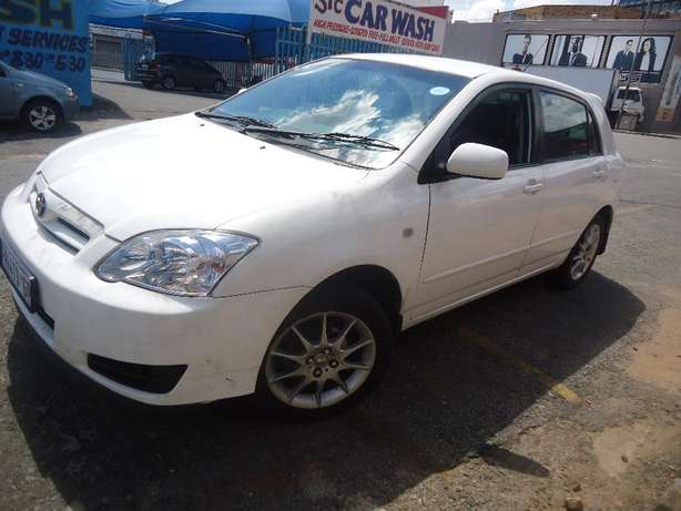 2007 Toyota Runx 1.6 Sport Available for Sale Johannesburg - image 3