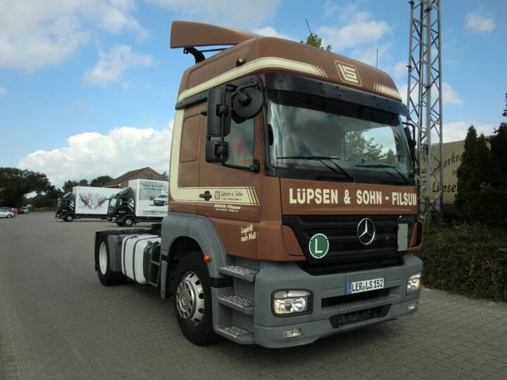 Mercedes-Benz AXOR 1833 LLS / LEICHT (6.530 kg) / 3 Pedale - 2007