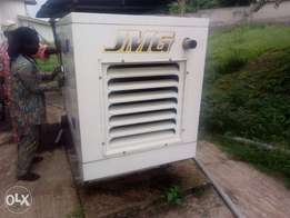 Almost new 27 kva