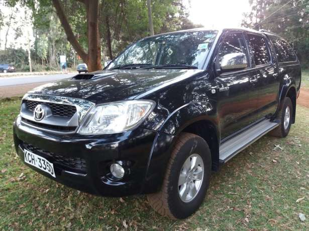 Muliti-purpose 4wd! Toyota Hilux D/Cab Manual Diesel 4wd Very Clean Karen - image 3