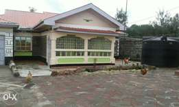 A 3 bedroom modern house for sale at Barnabas, pipeline, Nakuru