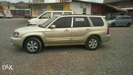 Subaru Forester Non turbo,in excellent condition. Buy and drive