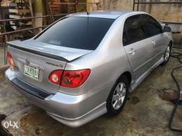 irresistible 2007 Corolla Sport wth excellent Engine