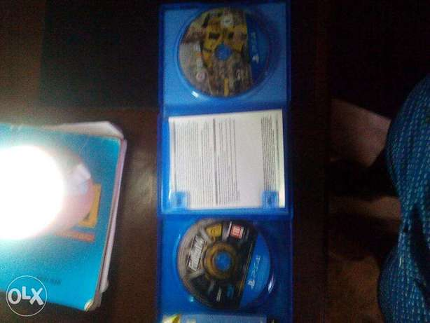 FIFA 17 and Fallout 4 for PS4 Benin City - image 2