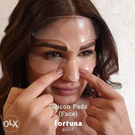 Silicon Pads (Face)