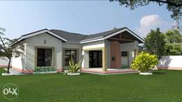 Spacious 3 bedroom house inside security complex