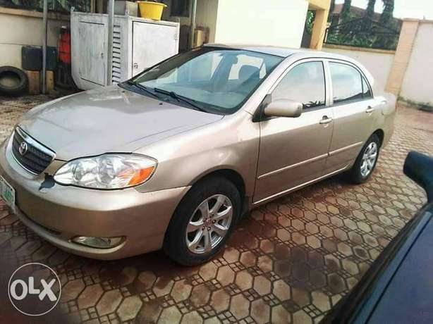 Toyota corolla 2007 model Clean and lovely ride. You will love it Agege - image 2