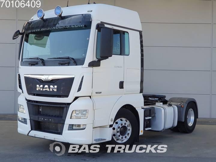 MAN TGX 18.480 XLX 4X2 Intarder PTO Euro 6 - 2013