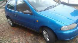Fiat Palio EL 2 Door 2000 Model For Sale