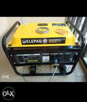 Original Elepaq SV2200 generator (with receipt n all accessories)