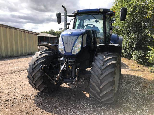 New Holland T7.270ac - 2014