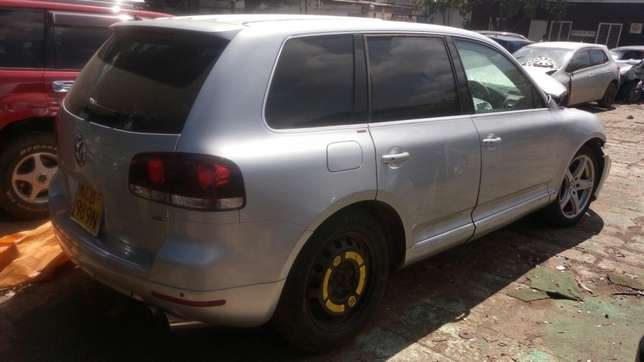 Volkswagen Touareg , kCB with damaged front part Industrial Area - image 3
