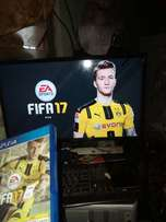 Ps4 with FIFA 17 swap allowed