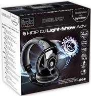 Hercules HDP DJ Light-Show ADV Professional DJ Headphones,