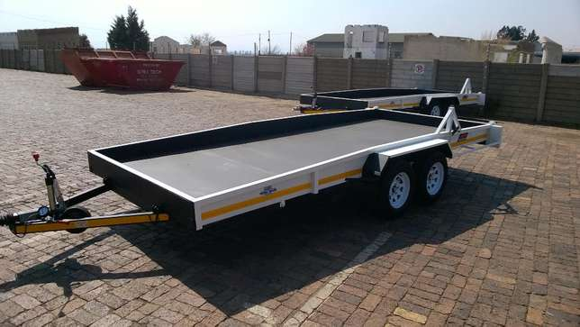 (Holiday sale on all sizes trailers.hook&go) Alberton - image 4