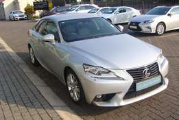 Lexus On Special IS200 EX