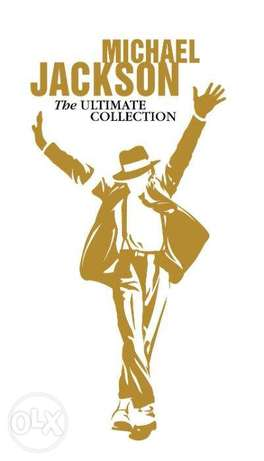 Michael Jackson's The Ultimate Collection Boxset 2004