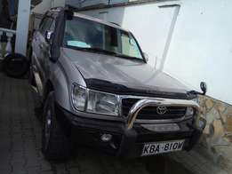Toyota landcruiser quick sale