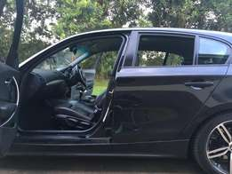 Immaculate BMW1 series for sale