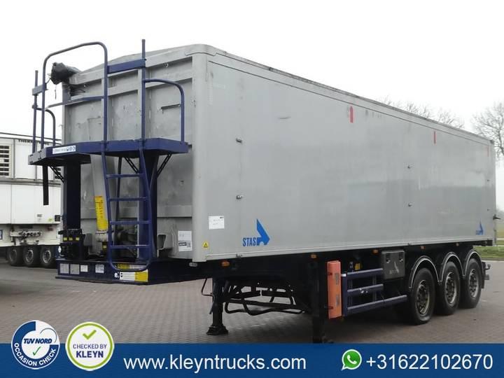 Stas S300 CX 50M3 combi doors - 2011