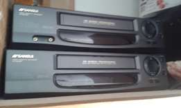 2 Sansui Video machines for R600