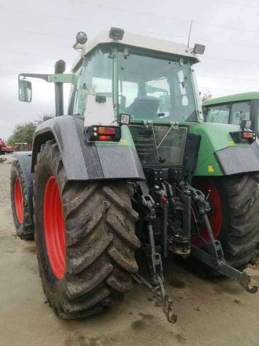 Tractor Fendt Favorit 824 Turboshift - image 6