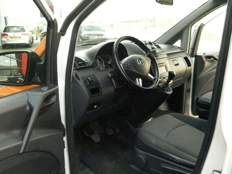 Mercedes-Benz VITO 110 CDI 343 L3 - 2013 - image 11