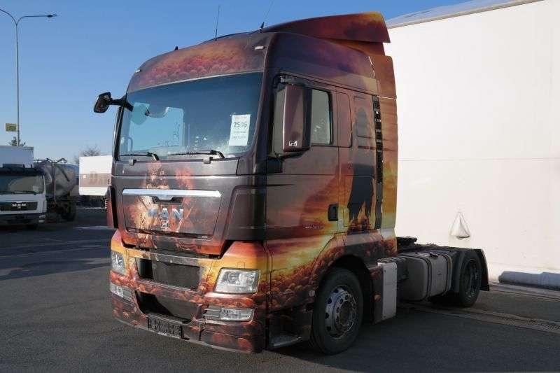 MAN Tgx 18.440 4x2 Lls-u Euro 5 Low Deck - 2012