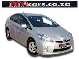 2010 TOYOTA PRIUS 1.8 EXCLUSIVE full house AUTO R184,890.00