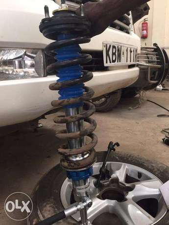 LandCruiser 200 Series Profender Suspension Shocks Gigiri - image 4