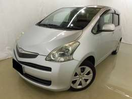 PRICE REDUCED Toyota Ractis 2009 Silver in Color For Sale 875,000/=