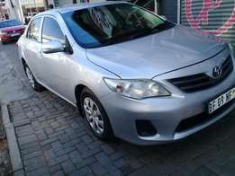 Toyota corolla quest 1.6 model 2011